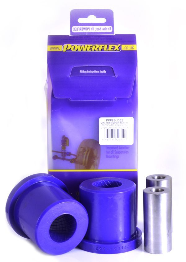 Powerflex Front Arm Rear Bush PFF85-1302 for VW T5 Transporter inc. 4Motion (2003-2015)